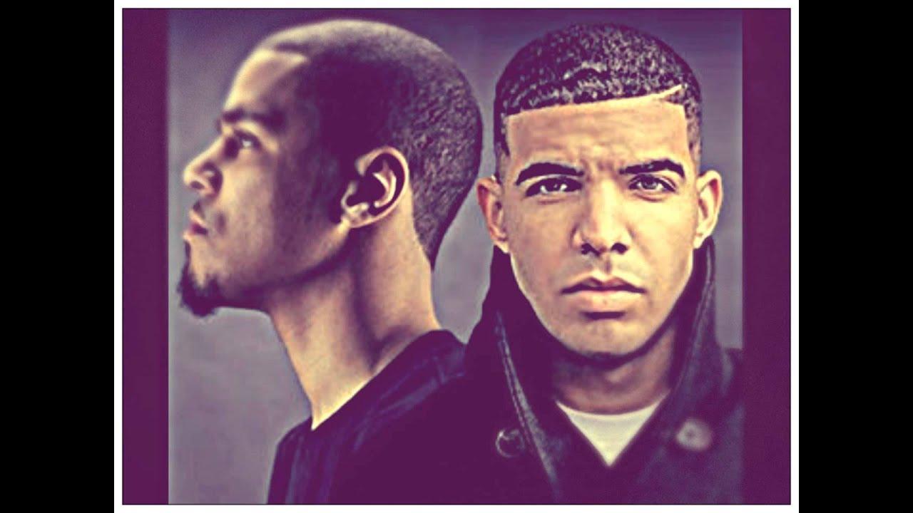 J Cole Eyebrows Vs Drakes Drake ft. J.Col...