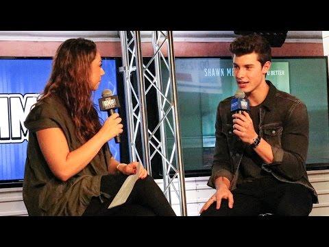 Shawn Mendes Talks New Music