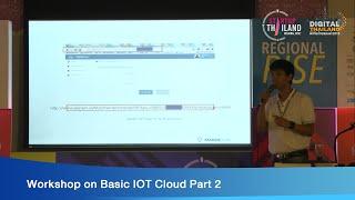 Workshop on Basic IOT Cloud Part 2