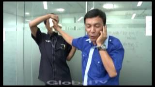 Bikin Ngakak! Aksi Daus Separo Jadi OB Di GlobalTV Begini Nih
