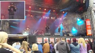 Kronefest 2014 - Sunrise 16 live [HD]