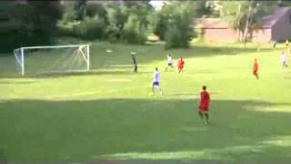ФК Банилів, чемпіонат Буковини 2011 з футболу.flv