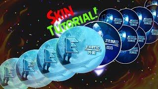 Skin Tutorial | THE BEST SKINS | Alis.io | Gota.io | Dual Agar | (NOT MY IDE)