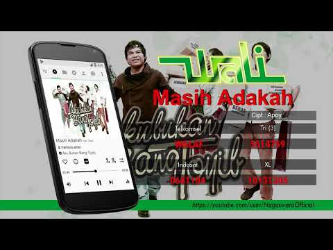 Wali - Masih Adakah (Official Audio Video)