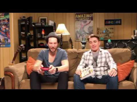 Nolan North & Troy Baker on Periscope  32518 Best Moments