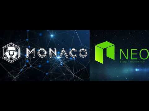 Monaco Payment Platform and NEO Updates:-Ethereum updating their protocol?