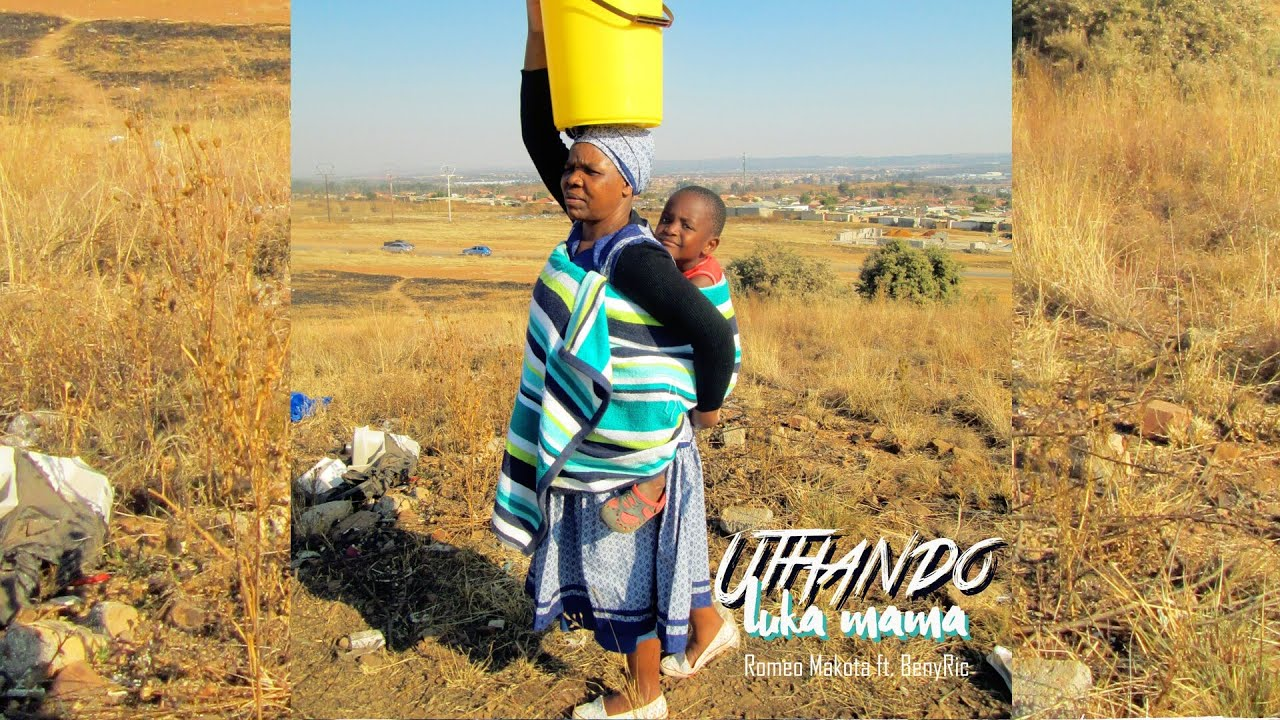 Romeo Makota - Uthando Luka Mama ft. BenyRic (Official Audio)