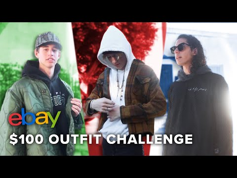 Best outfit for $100 challenge