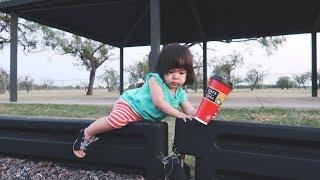 Rachel anak super berani › Taman paling sunyi di dunia