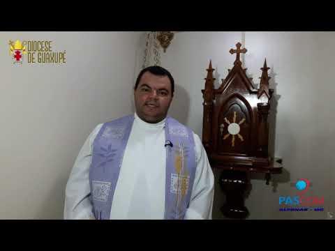 Evangelho Diário - Sexta Feira - 12/04/2019 - Paróquia São Pedro Apóstolo - Alfenas/MG
