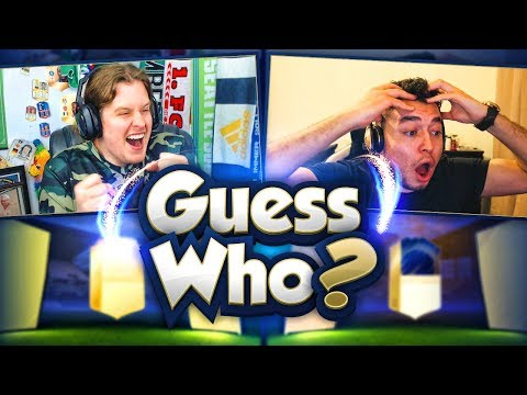 OMG A PRIME ICON IN A PACK! THE CRAZIEST GUESS WHO FIFA EVER v OAKLEY! FIFA 18 ULTIMATE TEAM