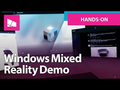 Windows Mixed Reality - Demo