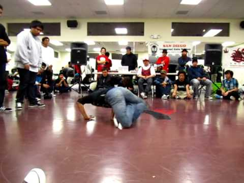 2010 Zulu Throwdown: Floor Orphans vs. MuSick