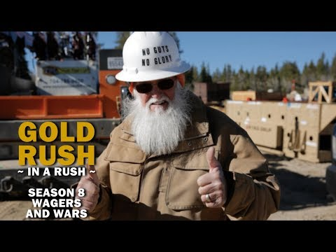 Gold Rush | Season 8, Episode 1 | Wagers and Wars - Gold Rush in a Rush Recap
