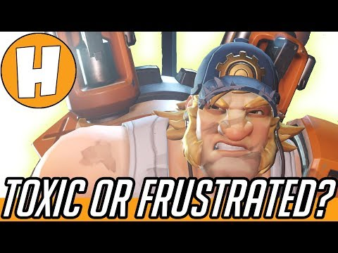 """Overwatch - What Causes """"Toxic"""" Matches? (Developer Update 