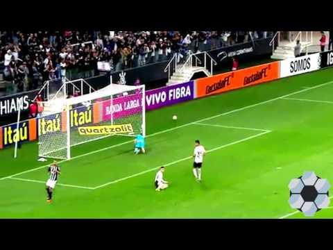 VEJA OS GOLS - Melhores momentos de Corinthians 0 x 0 Atlético MG - Brasileirão 2016
