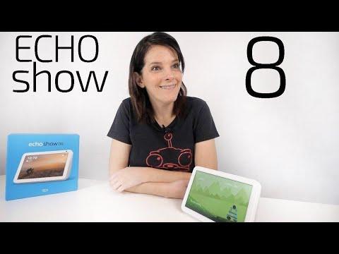 Amazon Echo Show 8 -ALEXA nos INVADE-