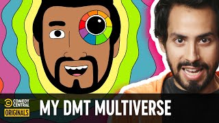 Shane Mauss's DMT Sent Ramin Nazer Into the Multiverse - Tales from the Trip