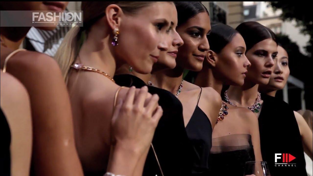"""""""BVLGARI"""" MVSA Haute Couture Collection presentation July 2014"""