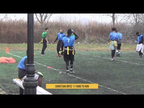 QFL Flag Football 2015 Second ...