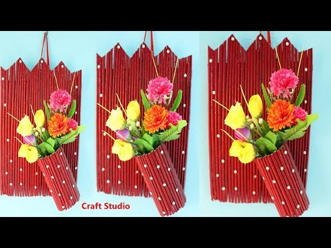 DIY Beautiful Wall Hanging by Newspaper | Paper Hanging | Newspaper Craft | Paper Craft