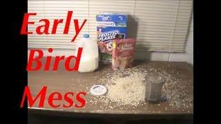 Breakfast Prank:  Part 4 (Oat Meal)