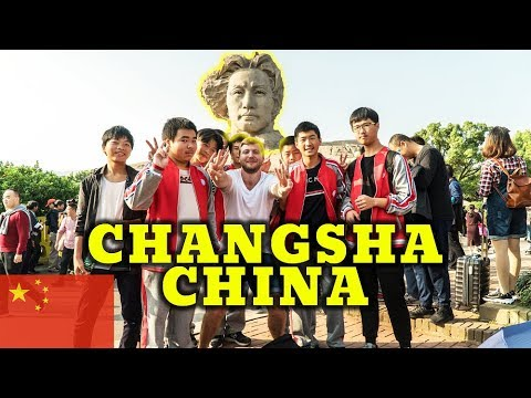 Exploring CHANGSHA in 1 day! | Hunan, China
