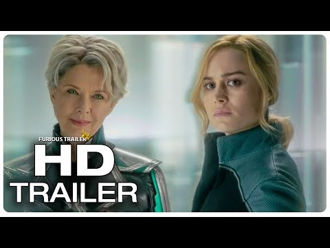 Play Carol Meets Supreme Intelligence Scene Extended | CAPTAIN MARVEL (2019) Movie CLIP HD