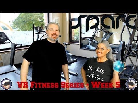 VR Fitness Series Week 5 - Sparc