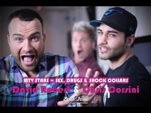 Zero to Jesse:  1 Girl 5 Gays' David Robert & Chris Corsini