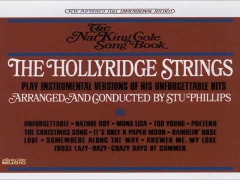 The Hollyridge Strings   The Nat King Cole Song Book 1965 GMB