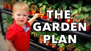 Garden Layout - Nursery Haul - Amending our Soil