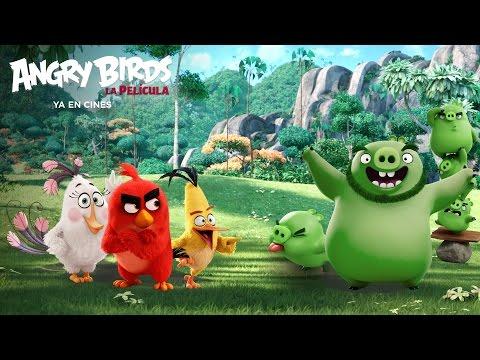 ANGRY BIRDS LA PELÍCULA. Y a ti, ¿qué es lo que te hace enfadar? Ya en cines.