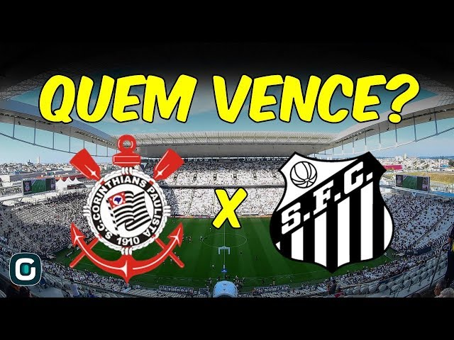ENQUETE: Quem LEVA A MELHOR no clássico? Corinthians ou Santos? (08/03/19)