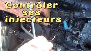 Contrôler / tester ses injecteurs diesel à injection directe