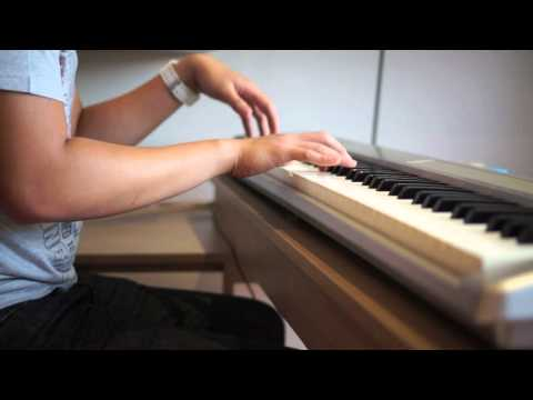 Wrecking Ball (Miley Cyrus) Piano Cover