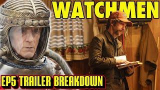 Watchmen Episode 5 Trailer Breakdown | HBO | Season 1 Theories