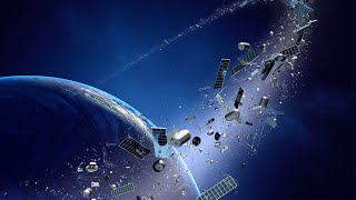 Space junk collision: Space debris hit Earth; Space laser to clean up space debris - Compilation