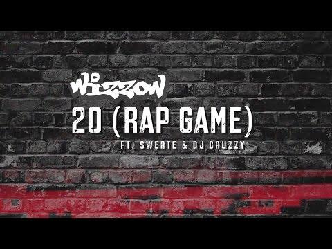 Wizzow - 20 (Rap Game) ft. Swerte & DJ Cruzzy (Official Lyrics Video)