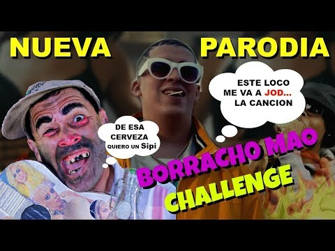 Bad Bunny Krippy Kush (PARODIA) BORRACHO MAO el Comediante Trapero