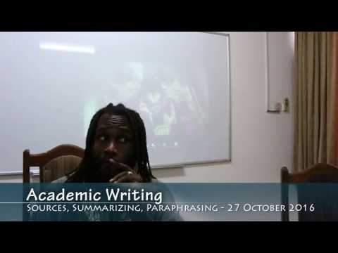 Academic Writing: Eurocentricism in the Social Sciences, Science and Oppression and Miseducation
