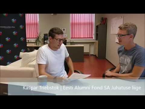 AIESEC Eesti Alumni Fond SA Uudised 2016