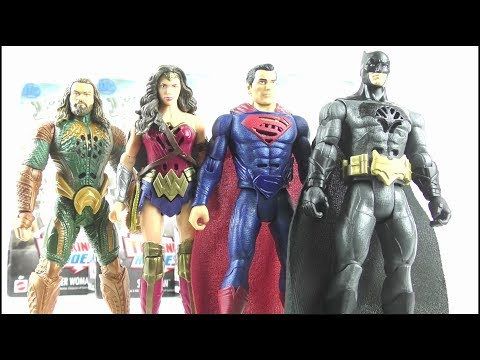 "JUSTICE LEAGUE Interactive Talking  Heroes 6"" Figure Reviews | Votesaxon07"