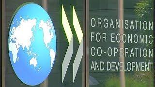ОЭСР: мировая экономика - в ''ловушке низкого роста'' - economy