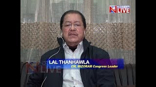 TALK TIME with Wasbir Hussain | Guest: Lal Thanhawla (Chief Minister, Mizoram)