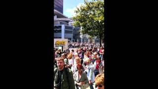 Parade du Royal de Luxe Nantes 2011