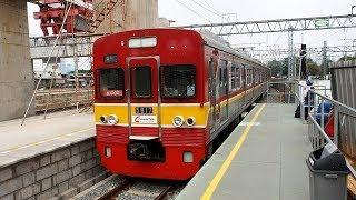 2019/12/02 【ジャカルタ】 東京メトロ 5000系 5817F マンガライ駅   Jakarta: Tokyo Metro 5000 Series 5817F at Manggarai