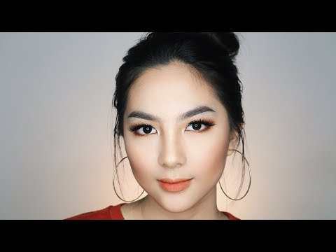 full-coverage-makeup-tutorial-for-every-occasions- -warm-tone-🍊