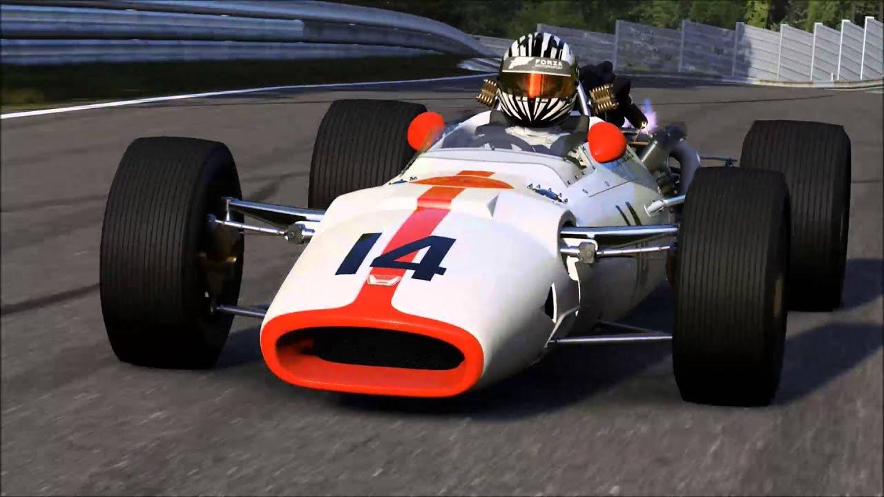 1967 Honda Ra300 Nurburgring 07 34 6 Forza 6 Youtube