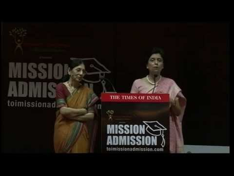 MISSION ADMISSION 2014 - THE TIMES OF INDIA